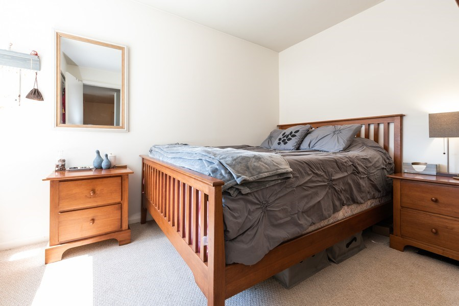 Real Estate Photography - 525 W Hawthorne Pl Unit 1001, Chicago, IL, 60657 - 3rd Bedroom