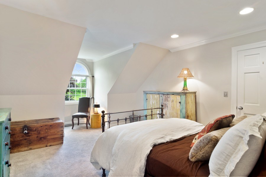 Real Estate Photography - 20823 North Meadow Court, Deer Park, IL, 60010 - 2nd Bedroom