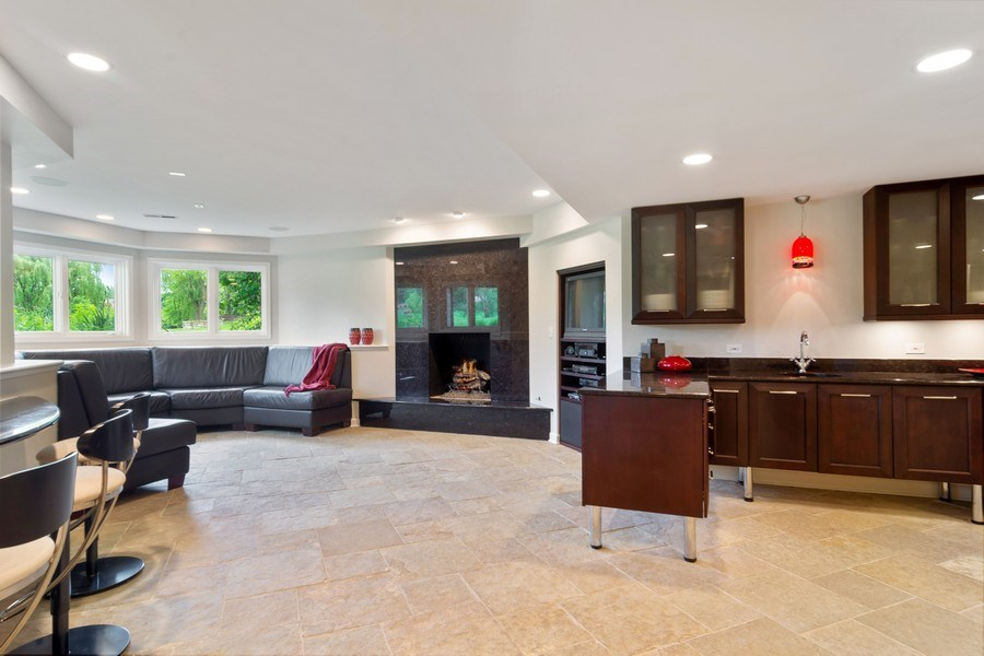 Real Estate Photography - 20823 North Meadow Court, Deer Park, IL, 60010 - Lower Level
