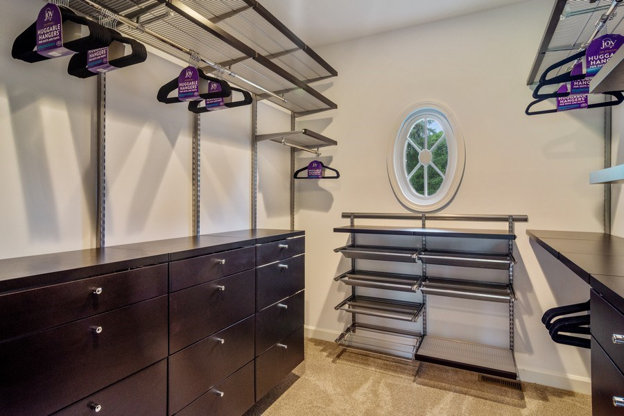 Real Estate Photography - 20823 North Meadow Court, Deer Park, IL, 60010 - Garage