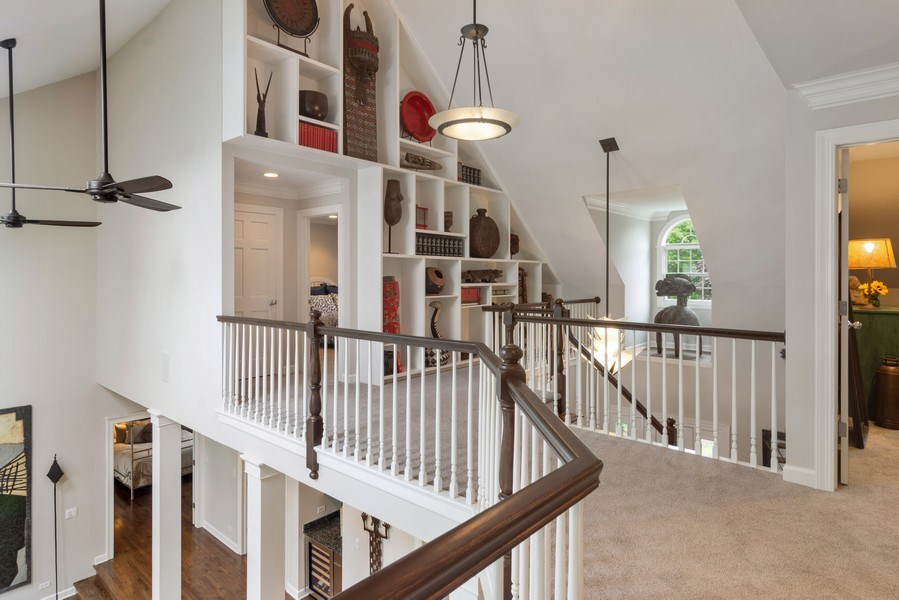 Real Estate Photography - 20823 North Meadow Court, Deer Park, IL, 60010 - Loft