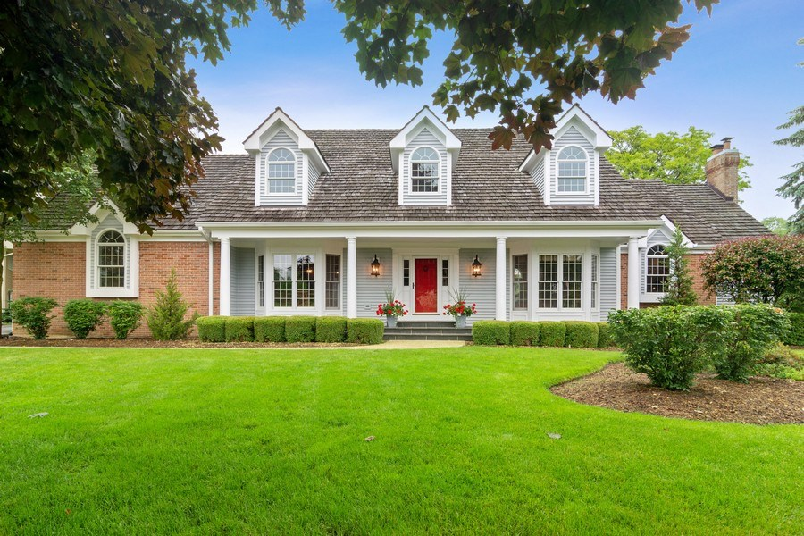 Real Estate Photography - 20823 North Meadow Court, Deer Park, IL, 60010 - Front View
