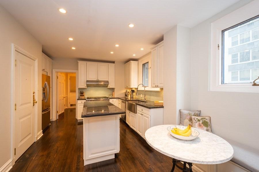 Real Estate Photography - 222 E Chestnut Street, #6B, Chicago, IL, 60611 - Kitchen
