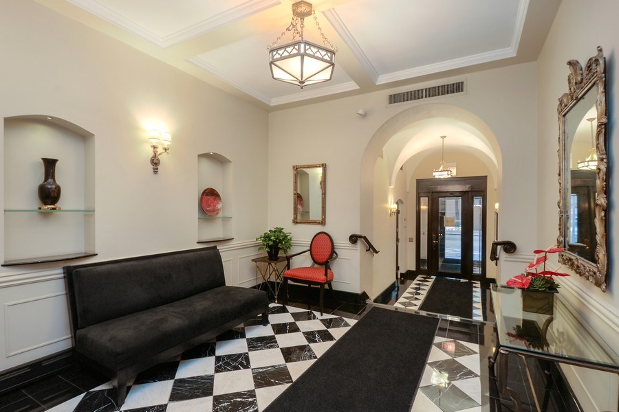 Real Estate Photography - 222 E Chestnut Street, #6B, Chicago, IL, 60611 - Lobby