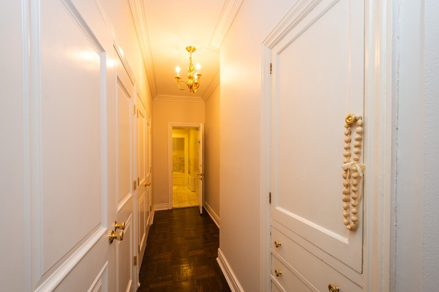 Real Estate Photography - 222 E Chestnut Street, #6B, Chicago, IL, 60611 - Master Bedroom Closet