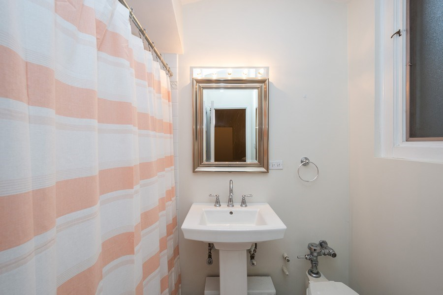 Real Estate Photography - 222 E Chestnut Street, #6B, Chicago, IL, 60611 - Bathroom