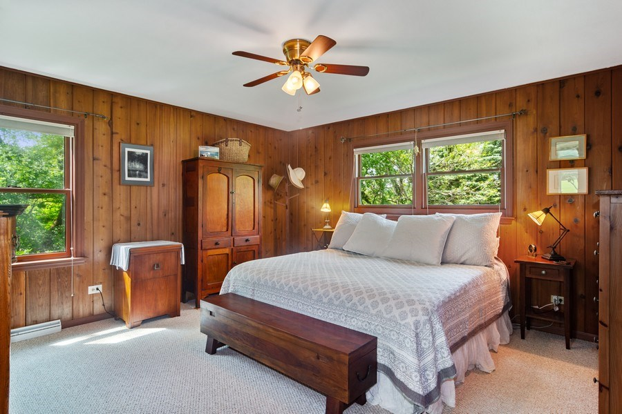 Real Estate Photography - 102 Mohawk Drive, North Barrington, IL, 60010 - Master Bedroom