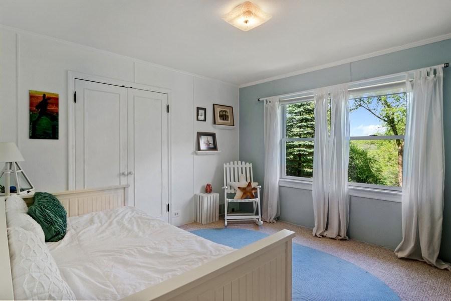 Real Estate Photography - 102 Mohawk Drive, North Barrington, IL, 60010 - Bedroom