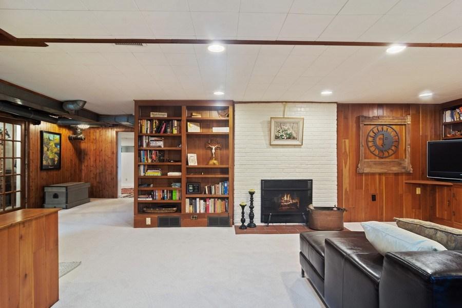 Real Estate Photography - 102 Mohawk Drive, North Barrington, IL, 60010 - Basement