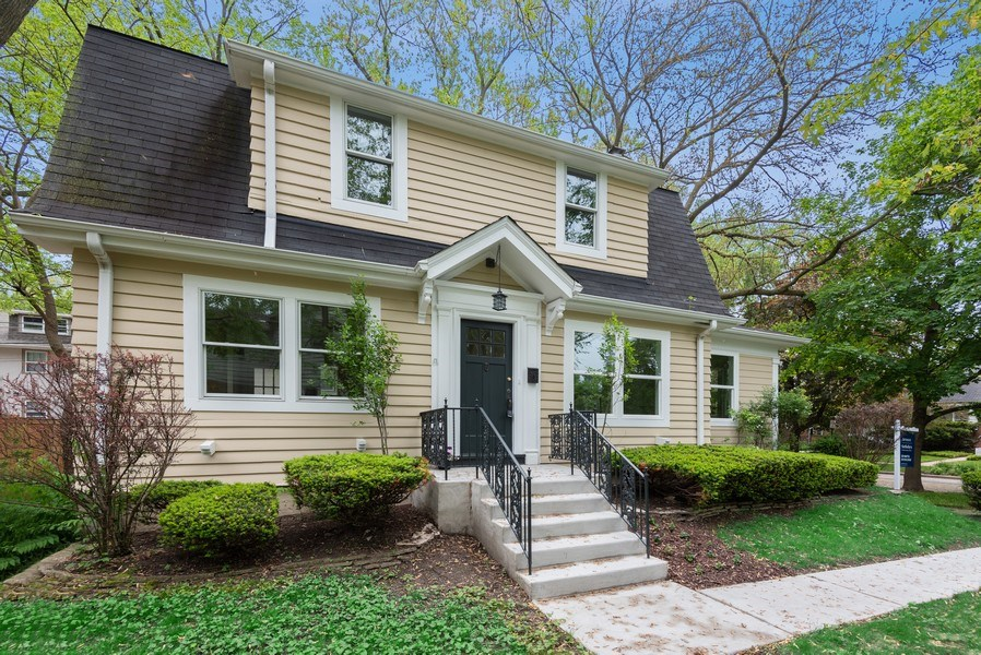 Real Estate Photography - 1803 Chancellor Street, Evanston, IL, 60201 - Front View