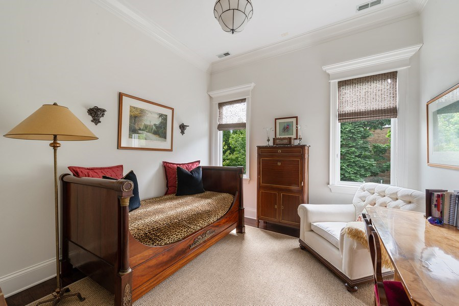 Real Estate Photography - 1239 W. Altgeld, Chicago, IL, 60614 - Bedroom