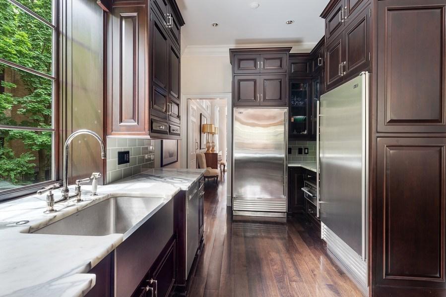 Real Estate Photography - 1239 W. Altgeld, Chicago, IL, 60614 - Kitchen
