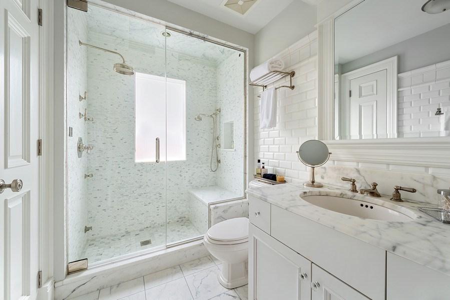 Real Estate Photography - 1239 W. Altgeld, Chicago, IL, 60614 - Bathroom