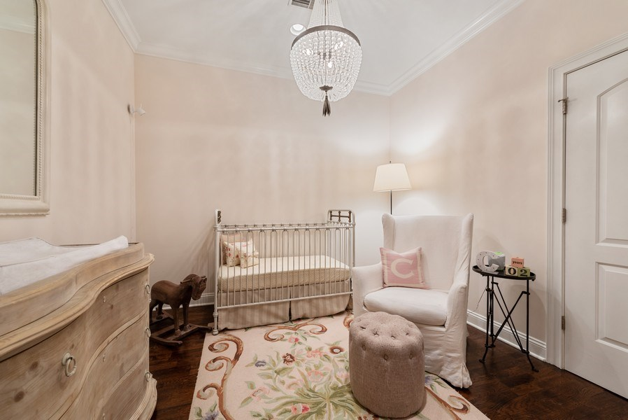 Real Estate Photography - 101 W Superior, Unit 502, Chicago, IL, 60610 - 3rd Bedroom