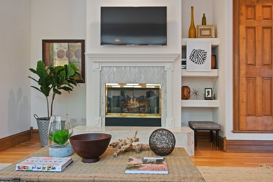 Real Estate Photography - 2314 Brown, Evanston, IL, 60201 - Location 1