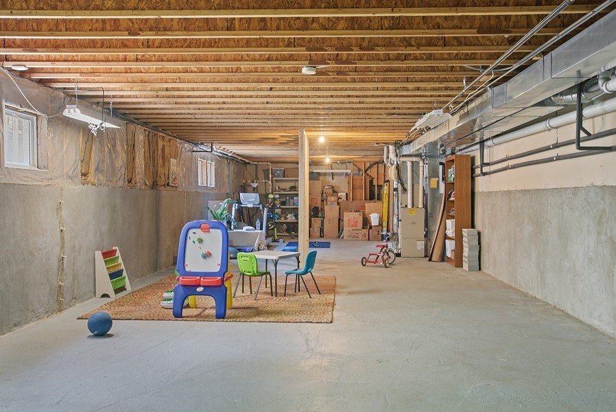 Real Estate Photography - 2314 Brown, Evanston, IL, 60201 - Basement