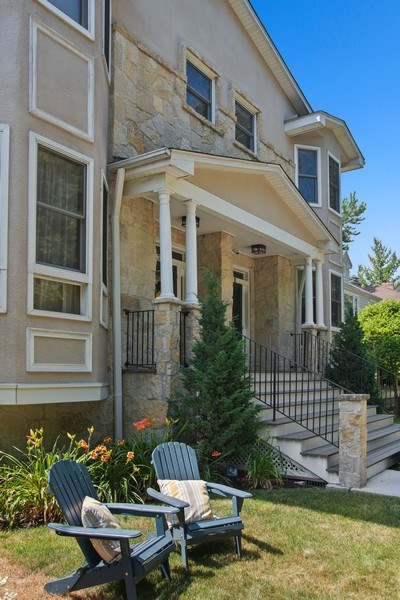 Real Estate Photography - 2314 Brown, Evanston, IL, 60201 - Front View