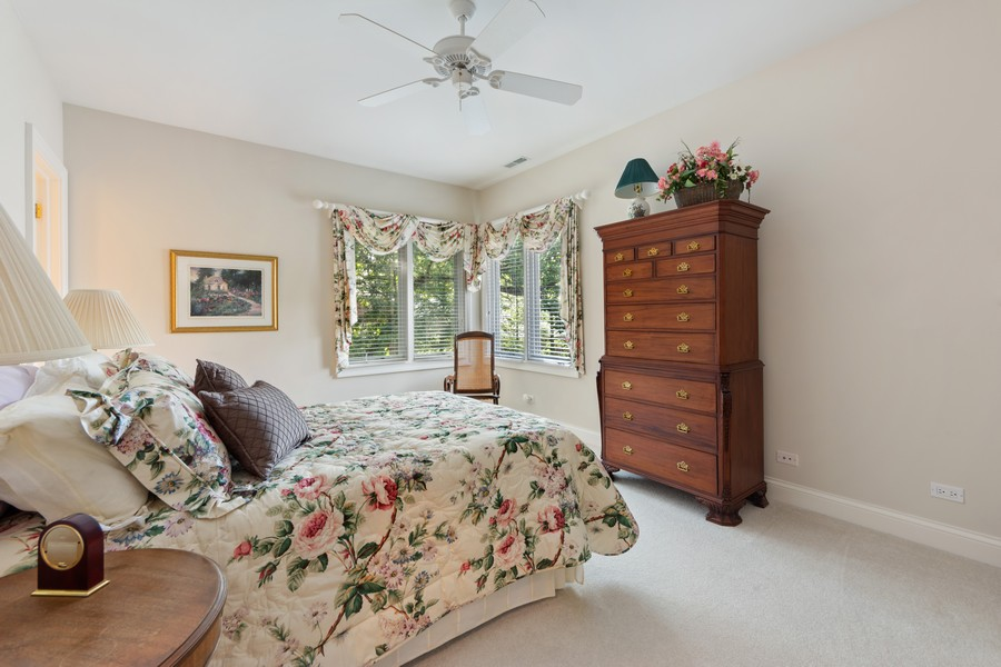 Real Estate Photography - 14 Riderwood, North Barrington, IL, 60010 - 3rd Bedroom