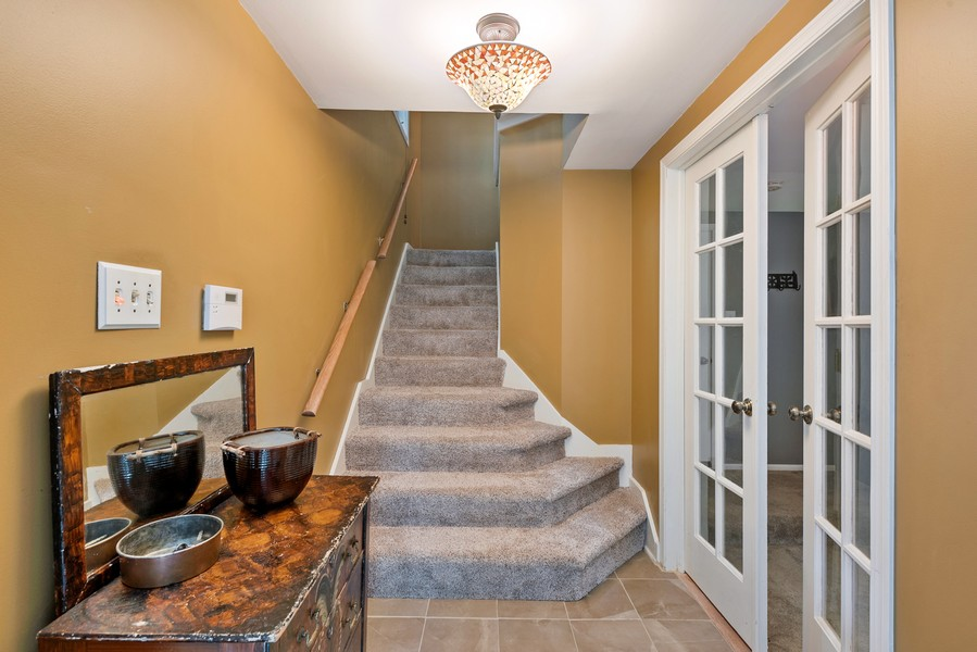 Real Estate Photography - 727 S Racine Ave, #E, Chicago, IL, 60607 - Foyer