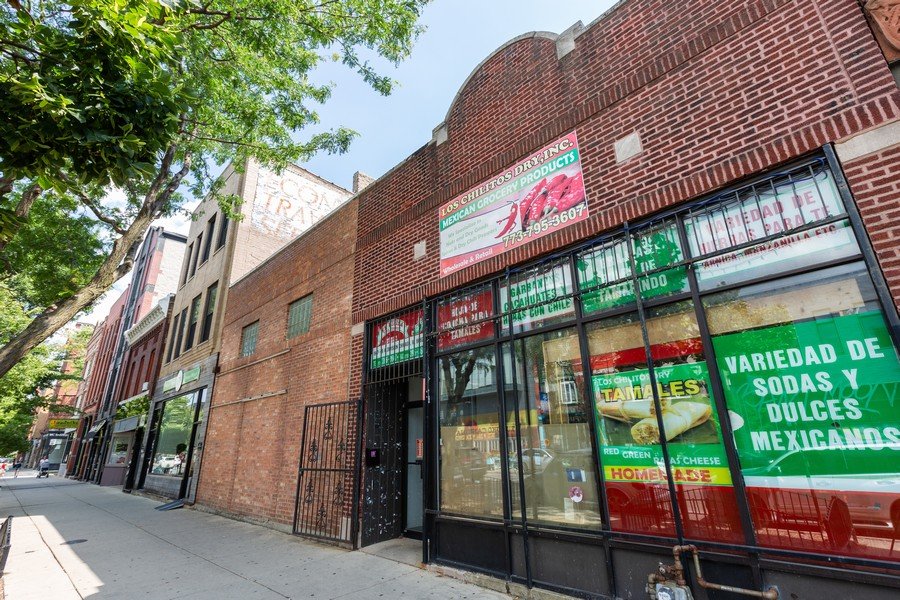 Real Estate Photography - 1945 W Division St, Unit 1, Chicago, IL, 60622 - Front View