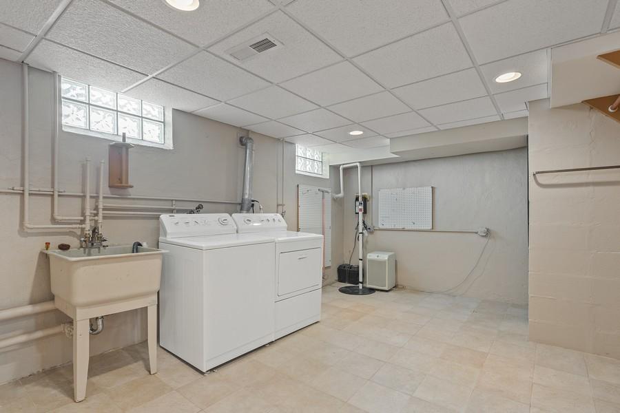 Real Estate Photography - 2451 Sunnyside, Westchester, IL, 60154 - Basement