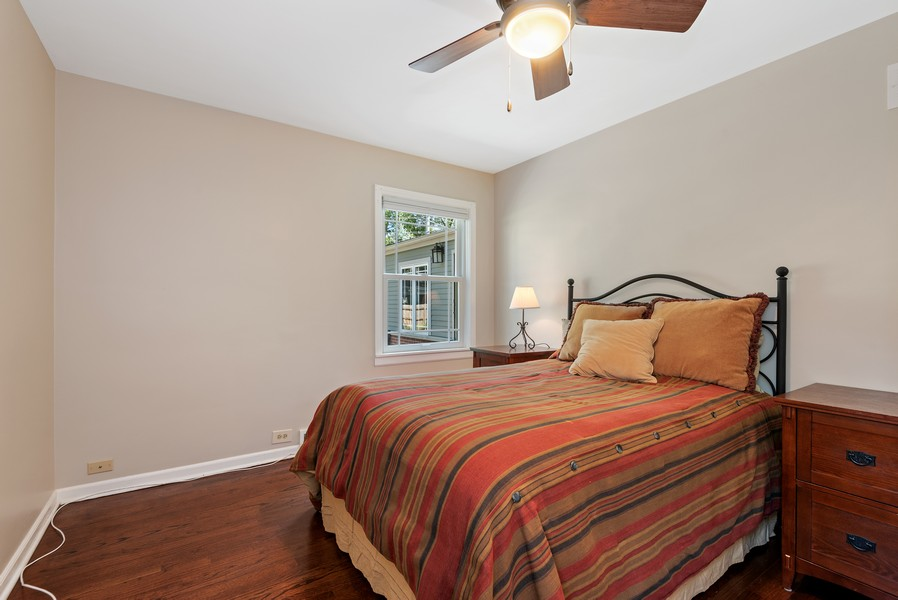 Real Estate Photography - 9515 Drake Ave, Evanston, IL, 60203 - 2nd Bedroom