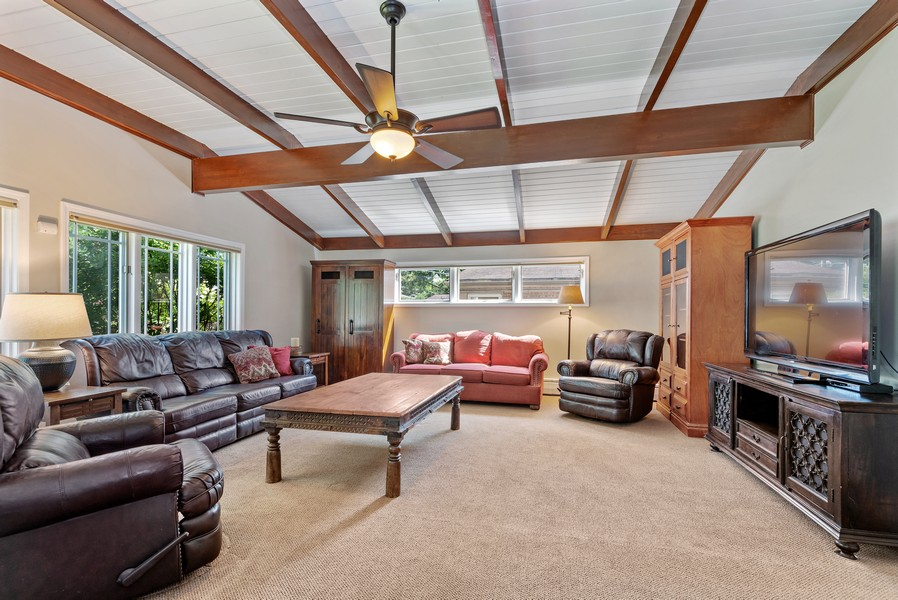 Real Estate Photography - 9515 Drake Ave, Evanston, IL, 60203 - Family Room