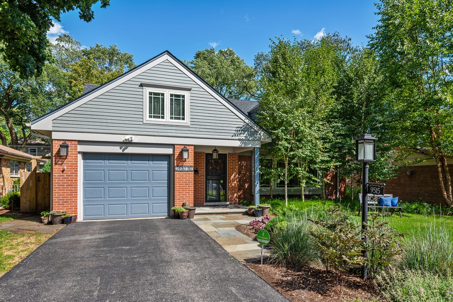 Real Estate Photography - 9515 Drake Ave, Evanston, IL, 60203 - Front View