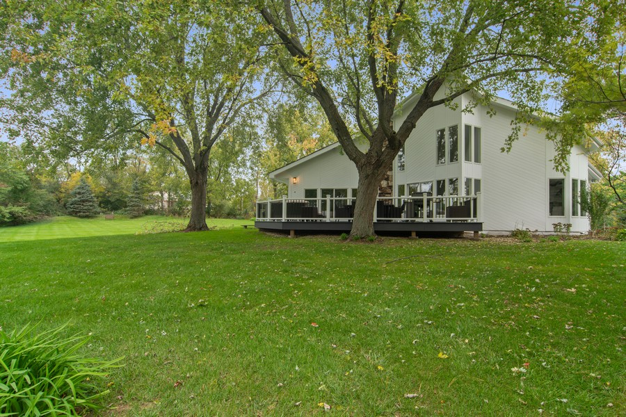 Real Estate Photography - 108 Haman Road, Inverness, IL, 60010 - View