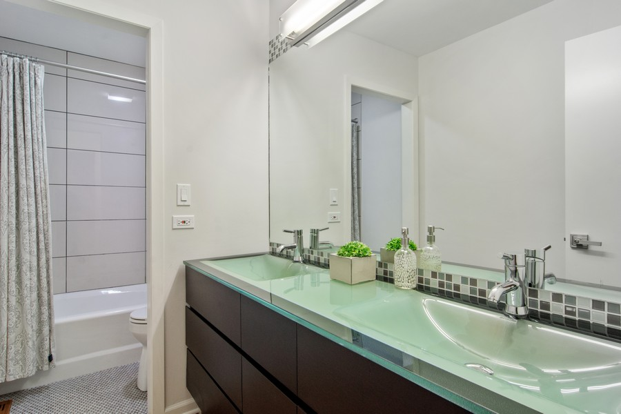 Real Estate Photography - 108 Haman Road, Inverness, IL, 60010 - Bathroom