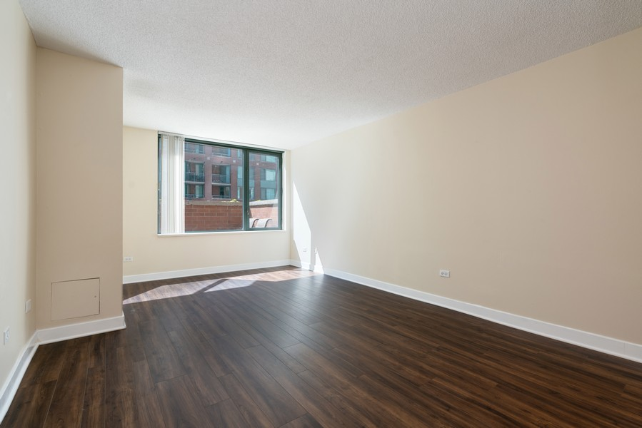 Real Estate Photography - 480 N McClurg Ct, #313, Chicago, IL, 60611 - Master Bedroom