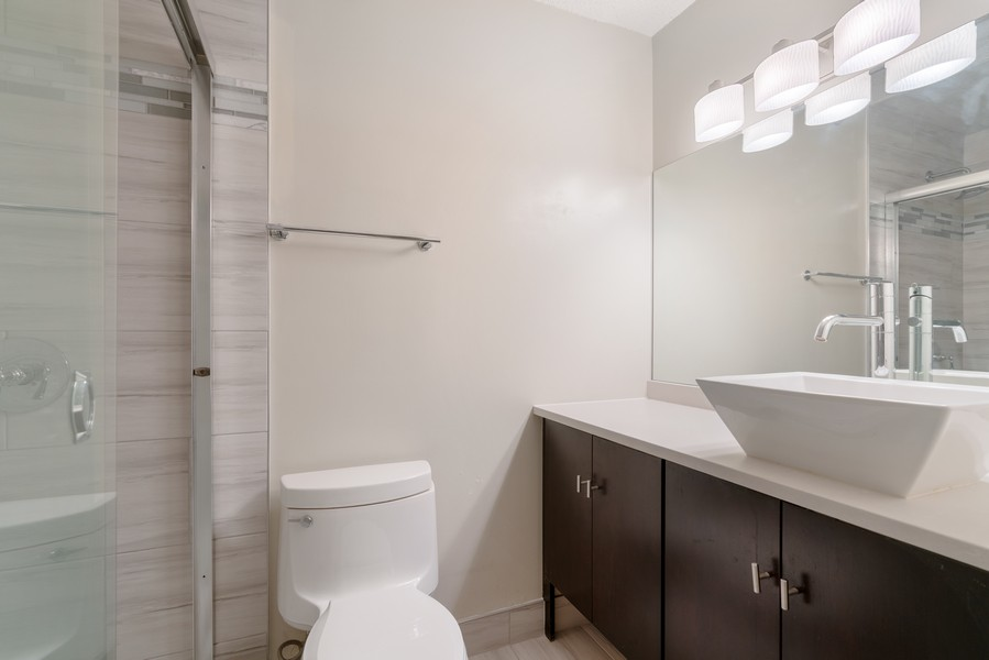 Real Estate Photography - 480 N McClurg Ct, #313, Chicago, IL, 60611 - Bathroom