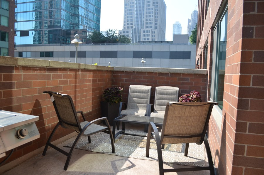 Real Estate Photography - 480 N McClurg Ct, #313, Chicago, IL, 60611 -