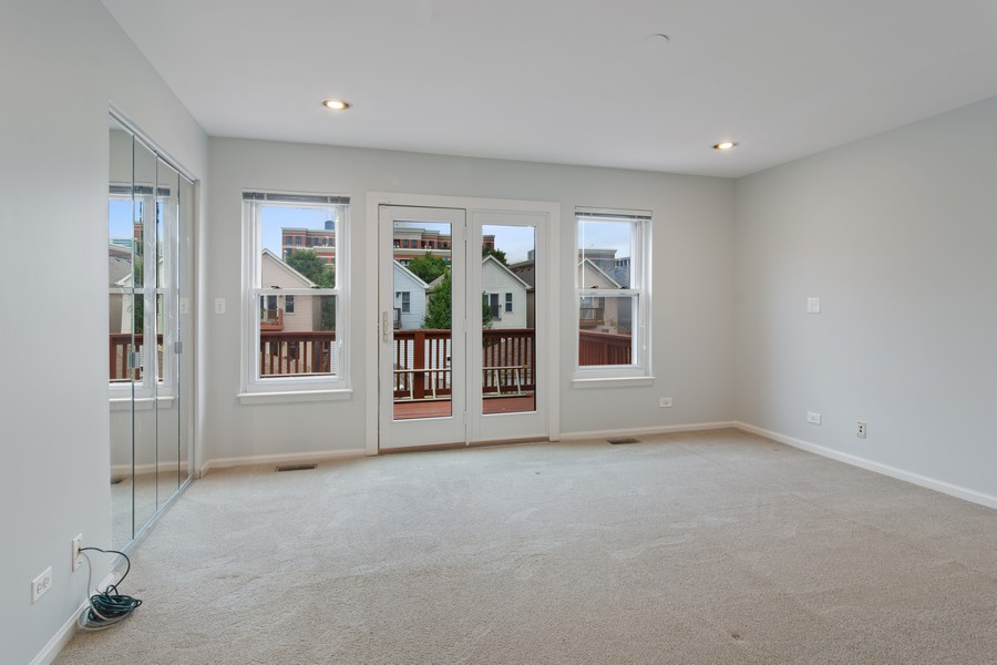 Real Estate Photography - 329 W Goethe, Chicago, IL, 60610 - Master Bedroom