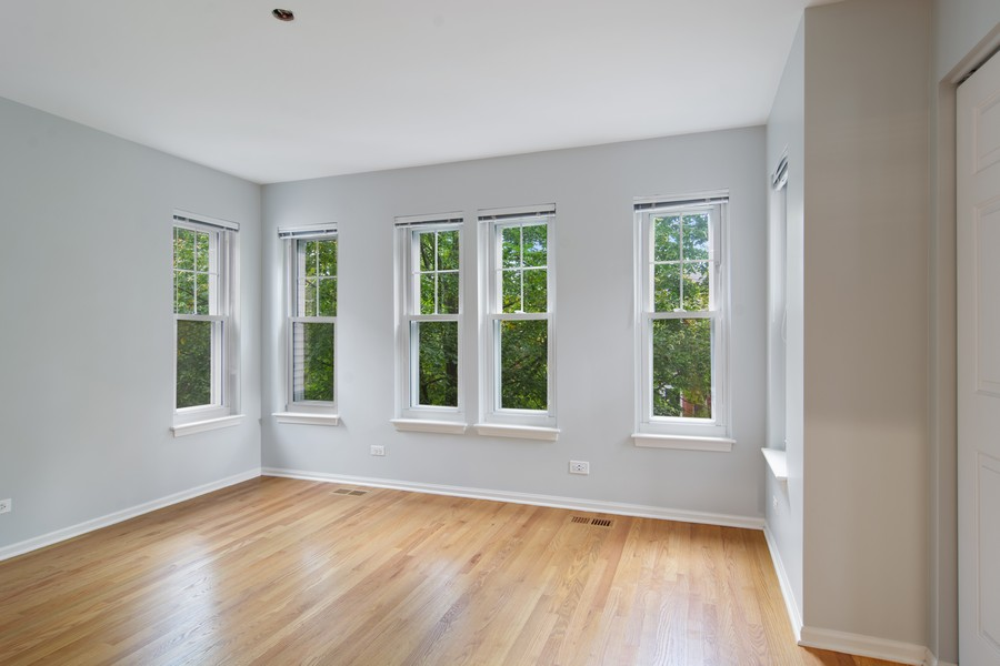 Real Estate Photography - 329 W Goethe, Chicago, IL, 60610 - 2nd Bedroom