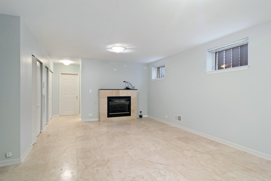 Real Estate Photography - 329 W Goethe, Chicago, IL, 60610 - Lower Level