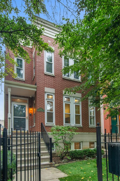 Real Estate Photography - 329 W Goethe, Chicago, IL, 60610 - Front View