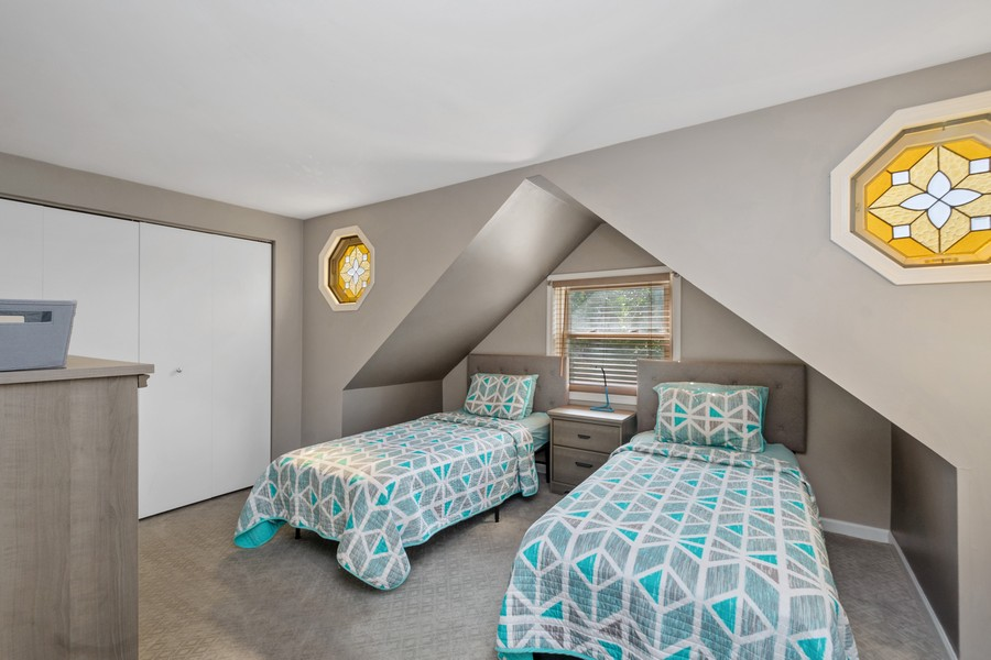 Real Estate Photography - 2527 N Washtenaw, Chicago, IL, 60647 - 2nd Bedroom