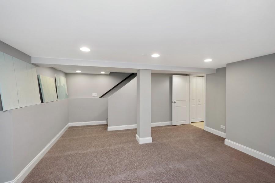Real Estate Photography - 2527 N Washtenaw, Chicago, IL, 60647 - Lower Level