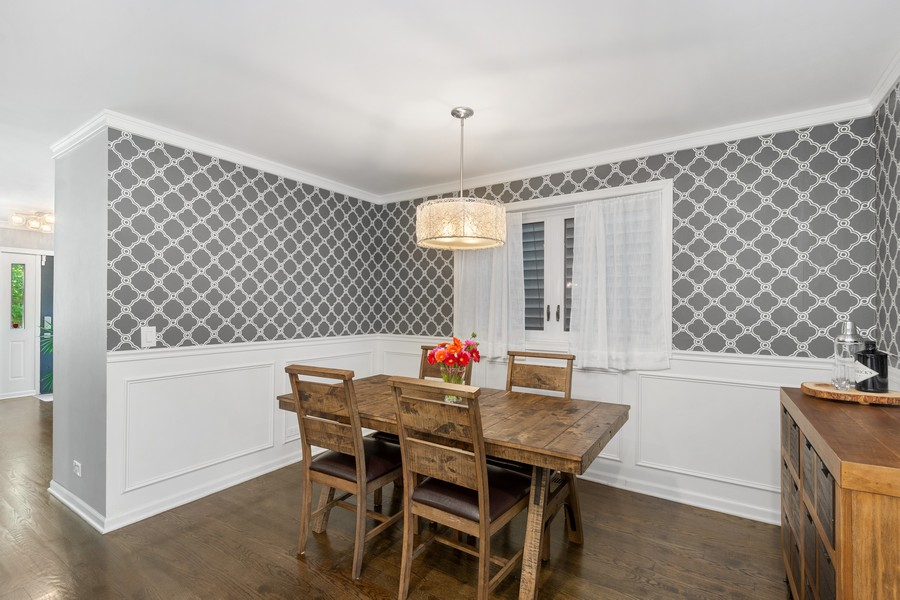 Real Estate Photography - 2527 N Washtenaw, Chicago, IL, 60647 - Dining Room