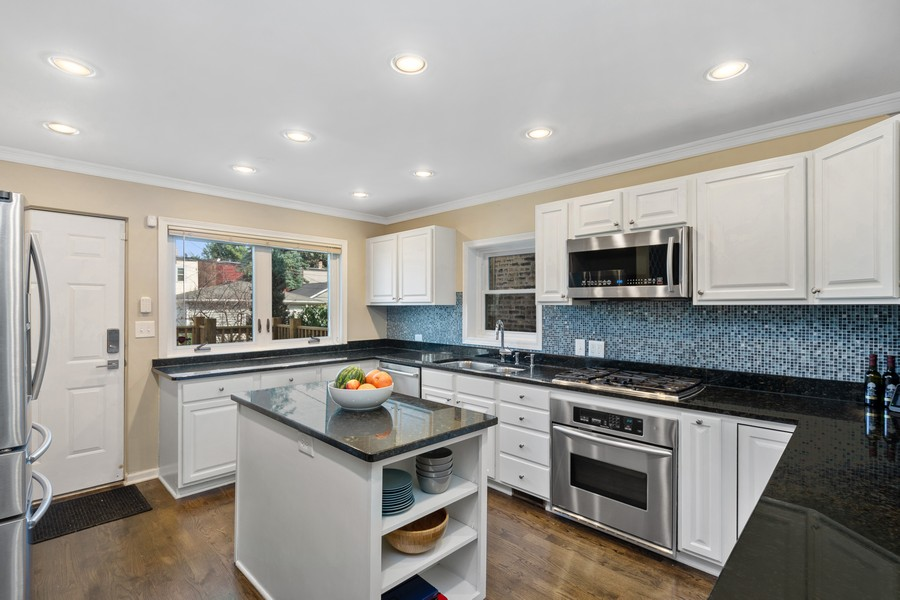 Real Estate Photography - 2527 N Washtenaw, Chicago, IL, 60647 - Kitchen