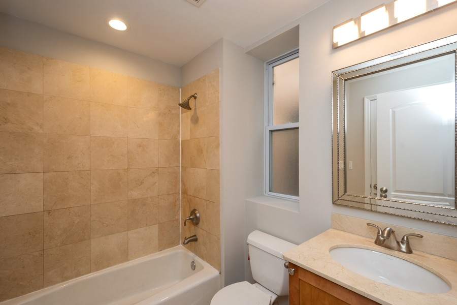 Real Estate Photography - 2920 N Lincoln Ave, #2, Chicago, IL, 60657 - Bathroom