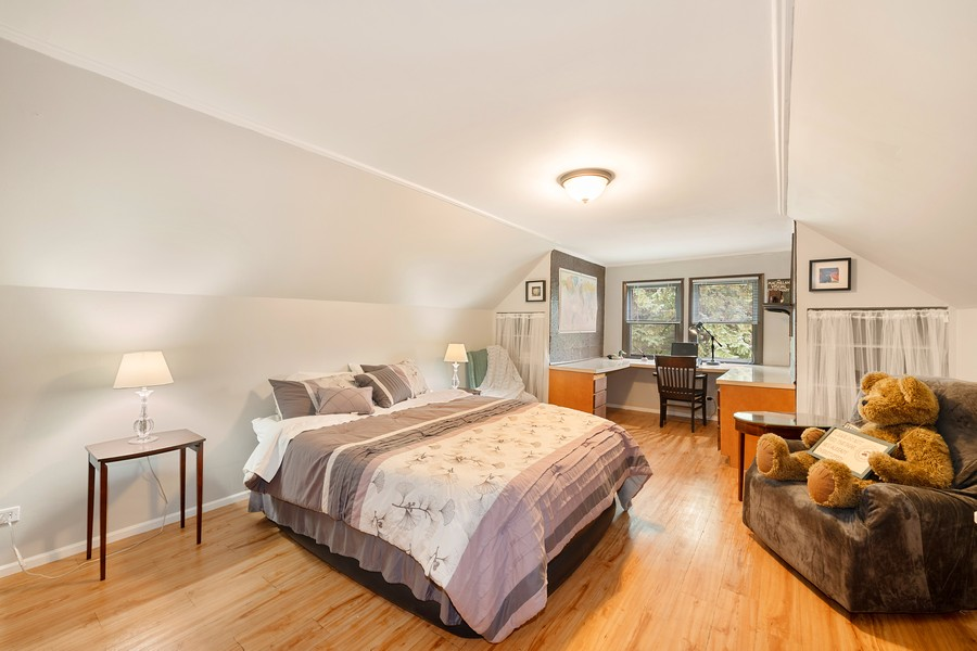Real Estate Photography - 6321 N Oak Park Ave, Chicago, IL, 60631 - Master Bedroom