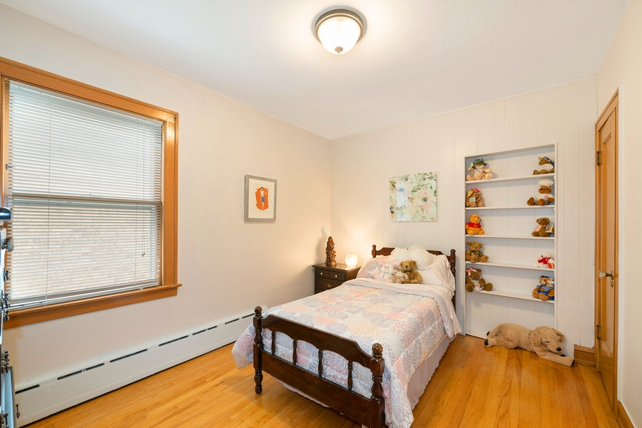 Real Estate Photography - 6321 N Oak Park Ave, Chicago, IL, 60631 - 2nd Bedroom