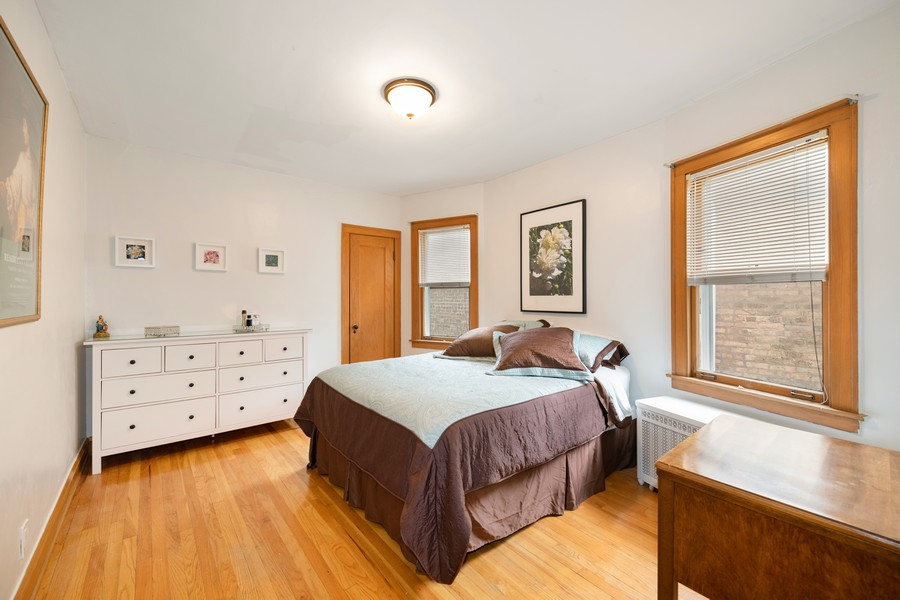Real Estate Photography - 6321 N Oak Park Ave, Chicago, IL, 60631 - 3rd Bedroom