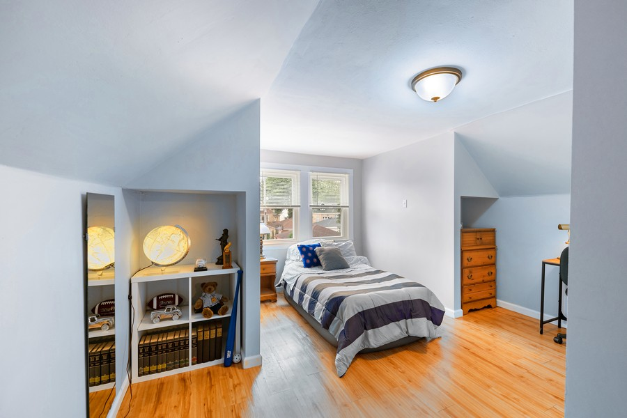 Real Estate Photography - 6321 N Oak Park Ave, Chicago, IL, 60631 - 4th Bedroom