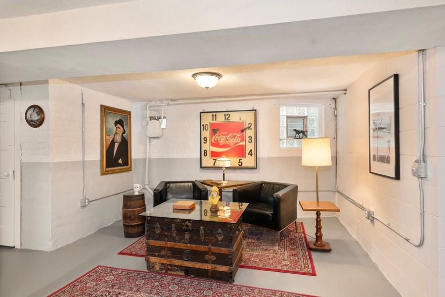 Real Estate Photography - 6321 N Oak Park Ave, Chicago, IL, 60631 - Basement