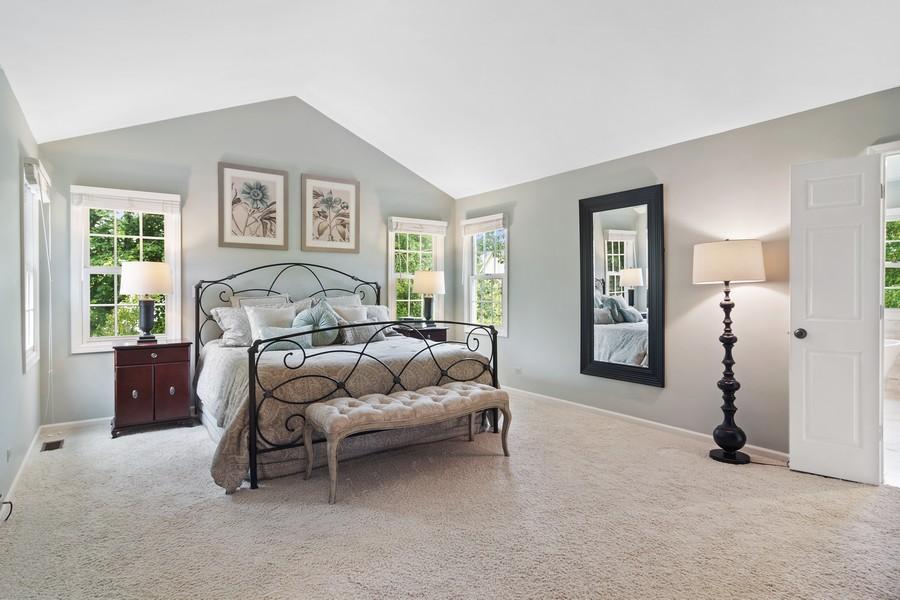 Real Estate Photography - 668 Stillwater, Barrington, IL, 60010 - Master Bedroom