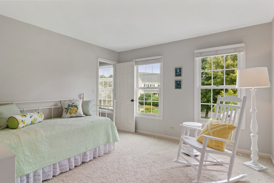 Real Estate Photography - 668 Stillwater, Barrington, IL, 60010 - 3rd Bedroom