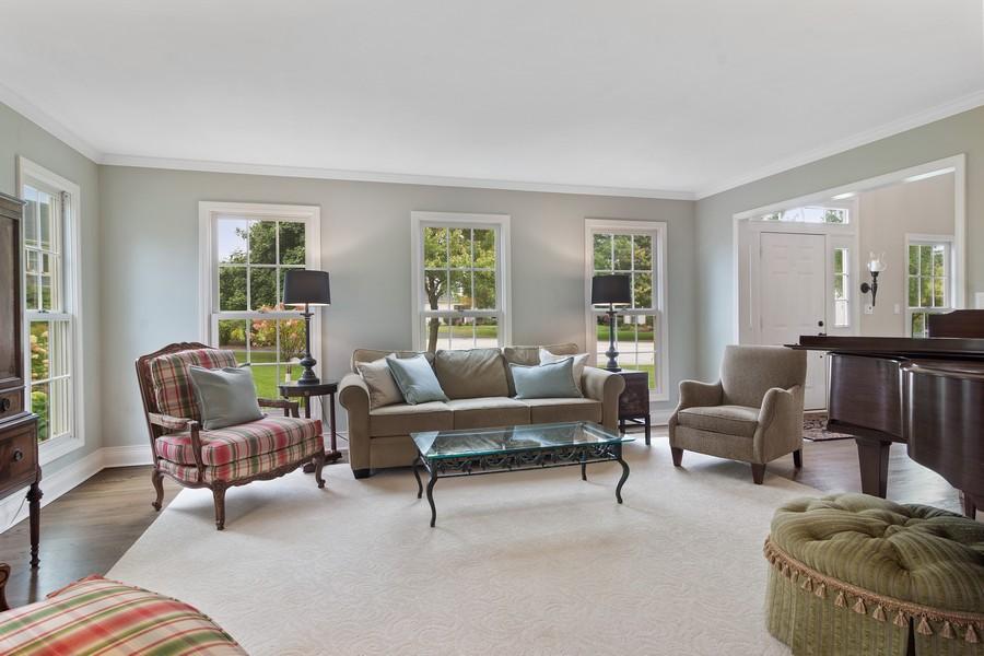 Real Estate Photography - 668 Stillwater, Barrington, IL, 60010 - Living Room